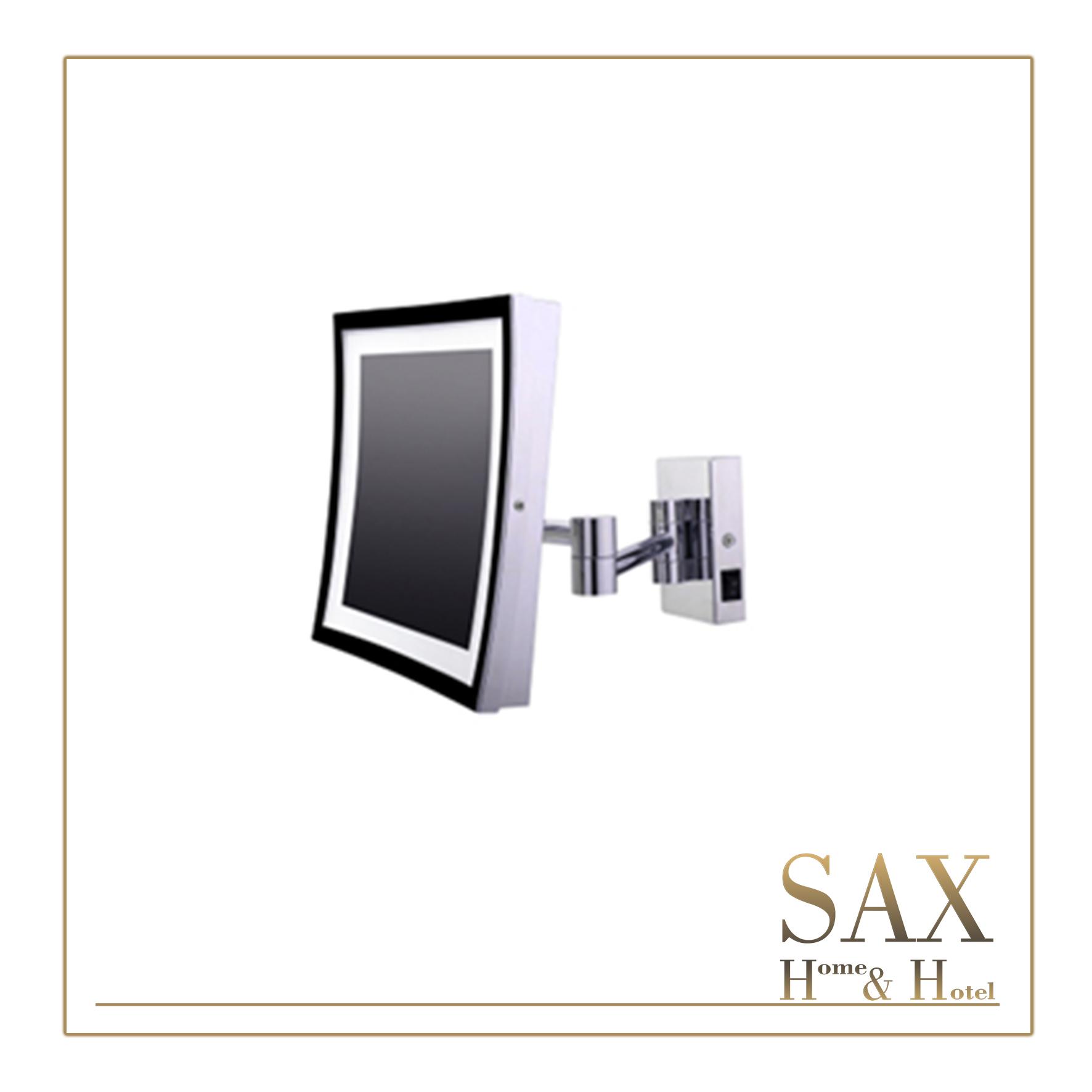 sax kozmetičko ogledalo zidno 2