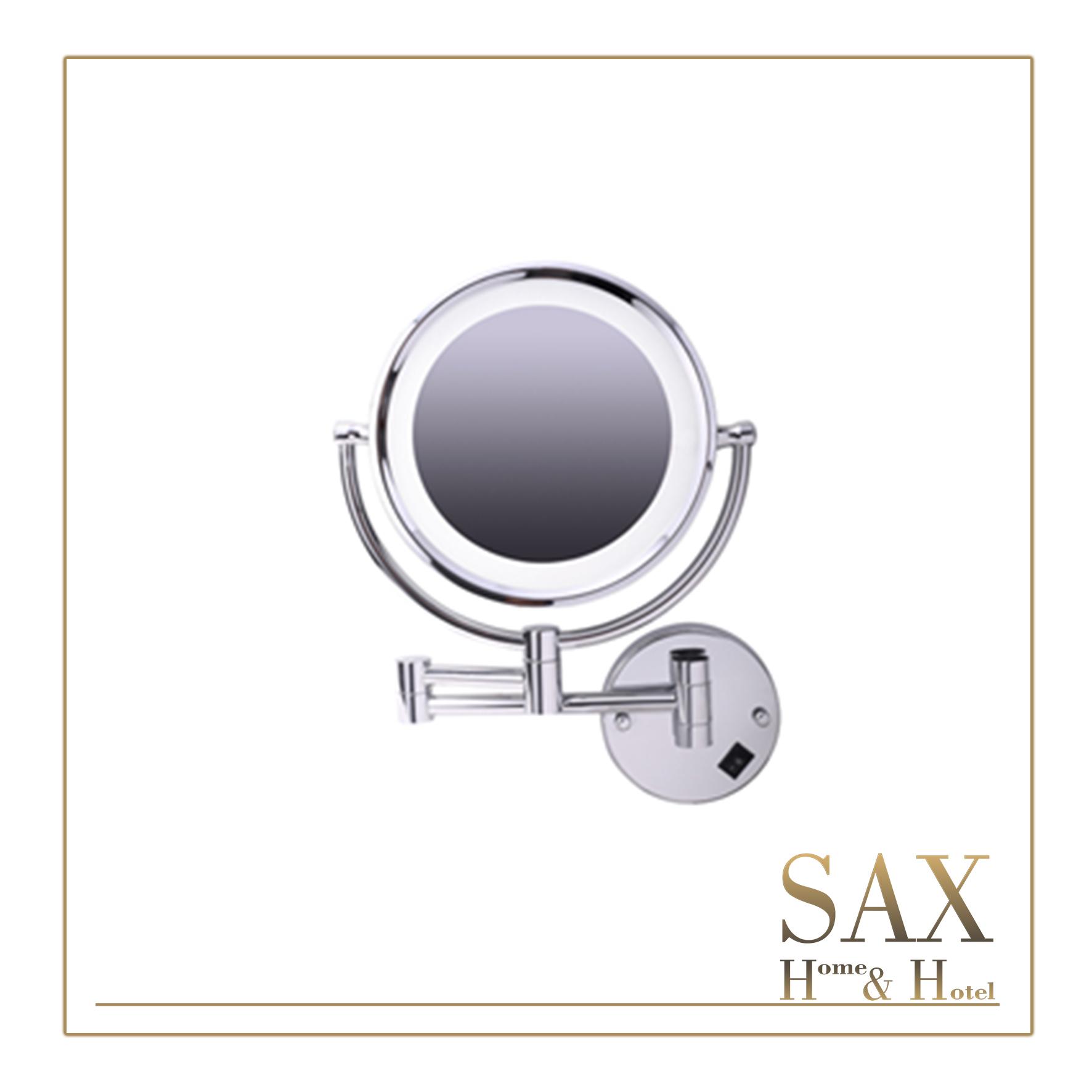 sax kozmetičko ogledalo zidno 3